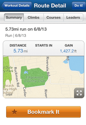 Mapmyrun » Top Fitness Apps